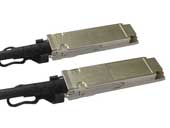 40G QSFP+(SFF-8436) to QSFP+ Passive Copper Cable