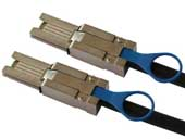Ext. Mini SAS(SFF-8088) to Ext. Mini SAS(SFF-8088) 6G Cable