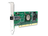 Qlogic Single-port PCI-X to 2 Gb Fibre Channel adapter HBA