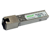 10M/100M/1000M Copper SFP Transceiver
