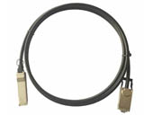 QSFP+(SFF-8436) to CX4(SFF-8470) Passive Copper Cable