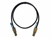 12G Ext. Mini SAS HD(SFF-8644) to Ext. Mini SAS HD Cable
