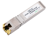 10GBase-T Copper RJ45 SFP+ Transceiver, 30m, Connecting Cat 6a/7